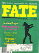 Fate Magazine May 1989 Magazine