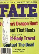 Fate Magazine April 1982 Magazine