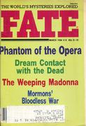 Fate Magazine March 1984 Magazine