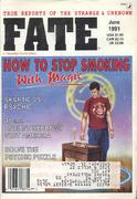 Fate Magazine June 1991 Magazine