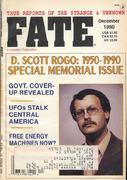 Fate Magazine December 1990 Magazine