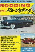 Rodding And Re-Styling Magazine February 1957 Magazine