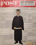 The Saturday Evening Post June 6, 1959 Magazine
