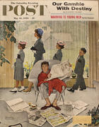 The Saturday Evening Post May 16, 1959 Magazine