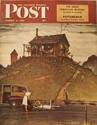 The Saturday Evening Post August 3, 1946 Magazine