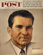 The Saturday Evening Post November 5, 1960 Magazine