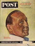 The Saturday Evening Post March 2, 1963 Magazine