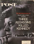 The Saturday Evening Post December 2, 1967 Magazine
