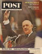 The Saturday Evening Post November 23, 1963 Magazine
