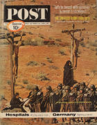 The Saturday Evening Post October 19, 1963 Magazine