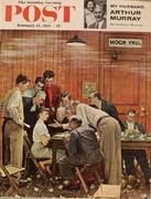 The Saturday Evening Post February 14, 1959 Magazine