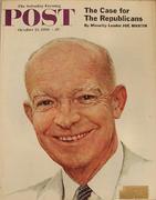 The Saturday Evening Post October 13, 1956 Magazine