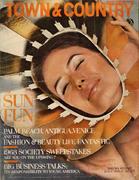 Town & Country Magazine January 1968 Magazine