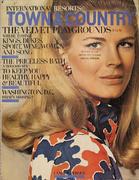 Town & Country Magazine July 1969 Magazine