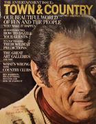 Town & Country Magazine May 1965 Magazine