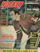 Hockey Pictorial Magazine January 1972 Magazine