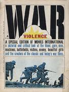 Movies International Magazine War/Violence Special Edition March 1969 Magazine