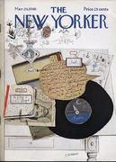 The New Yorker March 20, 1965 Magazine