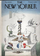 The New Yorker May 19, 1962 Magazine