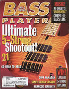 Bass Player Magazine January 1997 Magazine