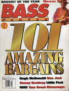 Bass Player Magazine December 1995 Magazine