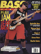 Bass Player Magazine April 1994 Magazine
