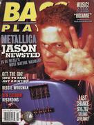 Bass Player Magazine April 1997 Magazine