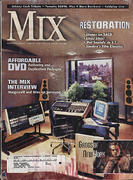 Mix Magazine December 2002 Magazine