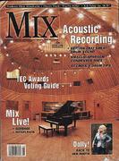 Mix Magazine August 2002 Magazine