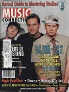 Music Connection Magazine September 2001 Vintage Magazine