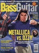 Bass Guitar Magazine July 2003 Magazine