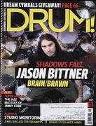 Drum! Magazine November 2009 Magazine