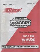 Chicago Rocker Newsletter Apr 19,1991 Magazine