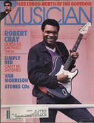 Musician Magazine April 1987 Magazine
