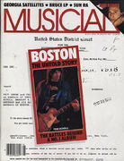 Musician Magazine January 1987 Magazine