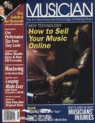 Musician Magazine January 1999 Magazine