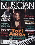 Musician Magazine July 1998 Vintage Magazine
