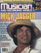 International Musician Magazine May 1985 Magazine