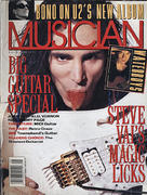 Musician Magazine August 1993 Magazine