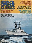 Sea Classics Magazine September 1975 Magazine