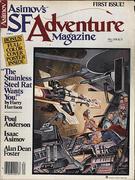 Asimov's SF Adventure September 1978 Magazine