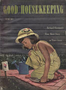 Good Housekeeping June 1946 Magazine