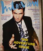 Interview Magazine February 2001 Magazine