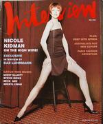 Interview Magazine May 2001 Magazine