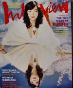 Interview Magazine September 2001 Magazine