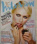 Interview Magazine December 2003 Magazine