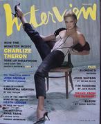 Interview Magazine March 2004 Magazine