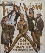 Interview Magazine August 2006 Magazine