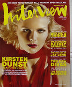 Interview Magazine September 2006 Magazine