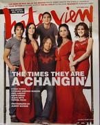 Interview Magazine October 2006 Magazine